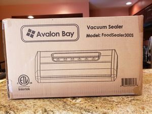 Vacuum sealer for Sale in Kent, WA