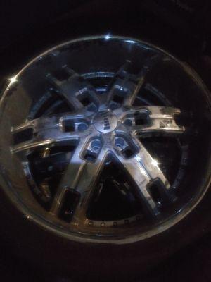 24 inch rims for Sale in Ellenwood, GA