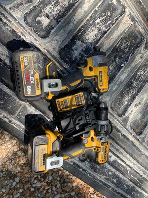 Taladro. De impacto y. Hame drill. Con 2 batería. Y cargador. for Sale in West Palm Beach, FL