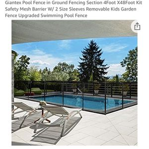 Pool Safety Barrier 96ft Brand New for Sale in Chesapeake, VA