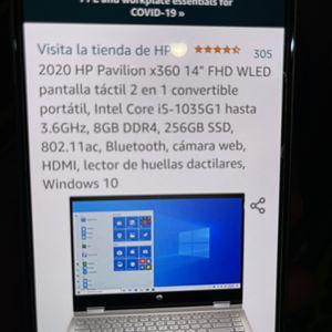 HP PAVILON Laptop 2020 for Sale in Huntington Park, CA