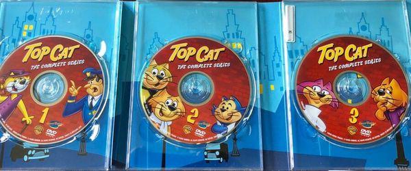 TOP CAT DVD BOX SET COMPLETE SERIES