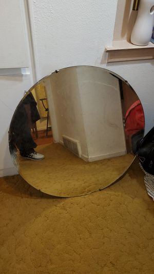 CIRCLE Shaped mirror for Sale in Arvada, CO