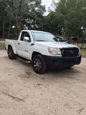 2007 Toyota Tacoma for Sale in Ocala, FL