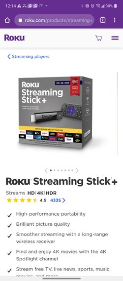 Roku stick for Sale in Houston,  TX