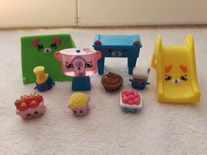 Shopkins Mixed Lot 10 Figures Pieces for Sale in Houston, TX