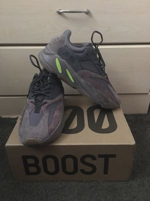 Adidas Yeezy boost 700 mauve Size 12 1/2 for Sale in OSBORNVILLE, NJ
