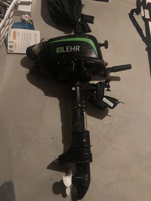 lehr outboard motor for Sale in West Bloomfield Township, MI