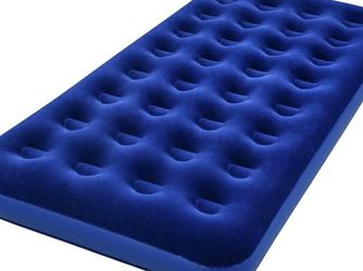 NEW Twin Air Mattress, Blue for Sale in Humble,  TX