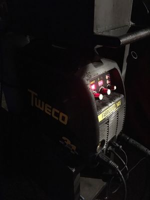 tweco fabricator 141i welder for Sale in Tacoma, WA