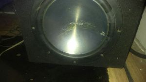 Subs woofer for Sale in St. Louis, MO