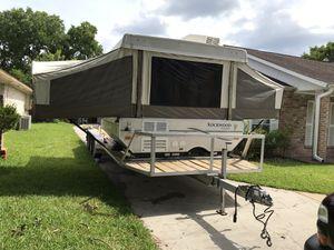 Toy hauler/ pop up camper /campers /rvs for Sale in Houston, TX