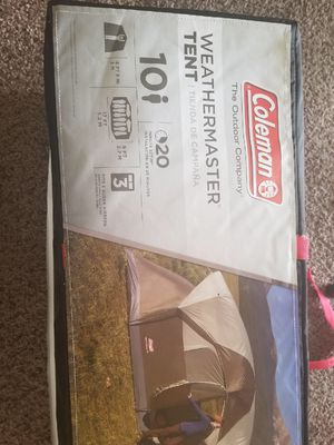 Brand new Coleman tent for Sale in Denver, CO