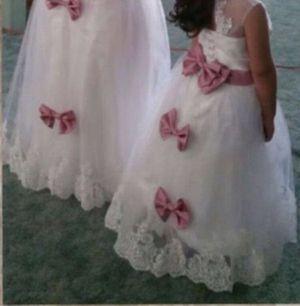 First communion or flower girl dress 👗 for Sale in Salt Lake City, UT