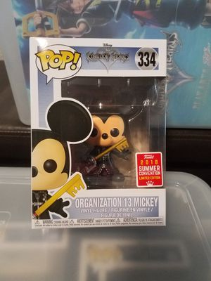 Kingdom Hearts Mickey Org XIII for Sale in Los Angeles, CA