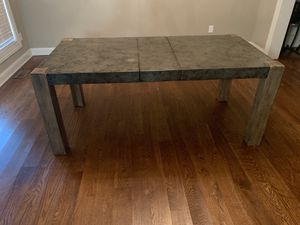 Dining table and chairs for Sale in Dublin, OH