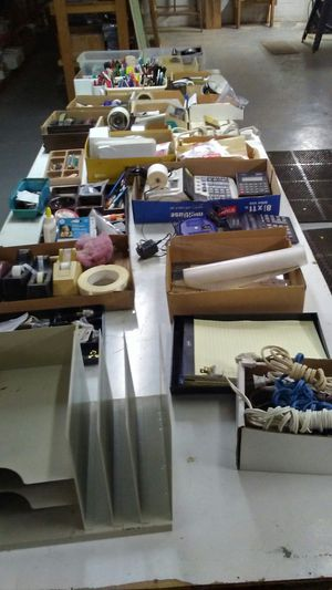 Office supply items for Sale in Winchester, VA