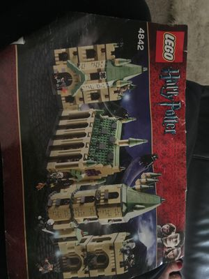 LEGO Harry Potter instruction book LEGOS NOT INCLUDED!!! for Sale in Sacramento, CA