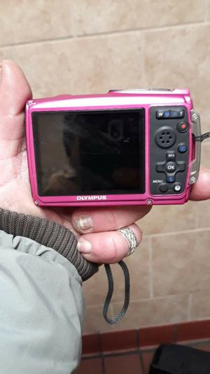 It is a digital camera that is touch screen waterproof and shockproof it just needs a charger and you can get it at Walmart for 7 Bucks for Sale in Thomasville, NC