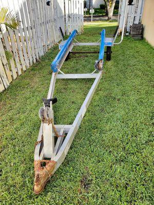 Aluminum boat trailer for Sale in Miramar, FL