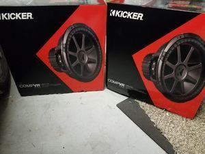"""NEW!!! Kicker CVR 15"""" Subwoofer for Sale in Phoenix, AZ"""