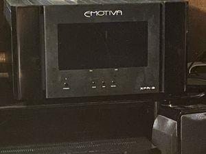 Emotiva XPR2 amplifier for Sale in Hillside, NJ