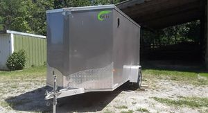 sample effect 12ft enclosed neo trailer for Sale in Fresno, CA
