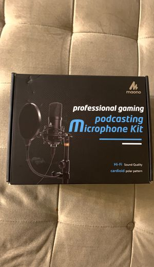 Studio/Gaming Microphone for Sale in Bell Gardens, CA