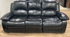2 Black Couches - Free for Sale in Martinez, CA