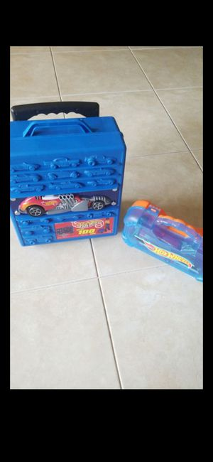 HOT WHEELS CASES & all cars for Sale in Delray Beach, FL