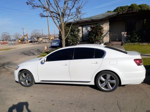 2008 lexus gs350 smog done tag update nothing wrong for Sale in Lodi, CA