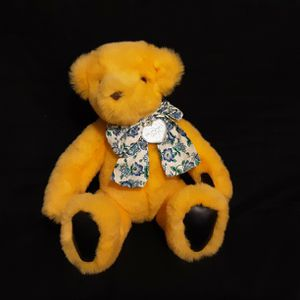 Victora's Secret Yellow/Gold Teddy Bear for Sale in Mound, MN