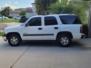 2001 Chevy Tahoe $4500 obo for Sale in Riverview, FL