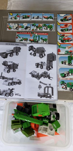Matchbox Recycle Action Pack Toy $15 for Sale in Pembroke Pines, FL