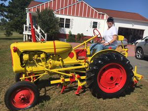 1951 Allison Chambers tractor w/PTO & cultivator for Sale in Powhatan, VA