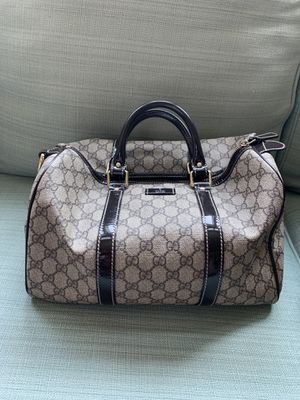 Gucci logo (GG) Boston bag for Sale in Cypress, TX