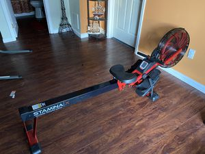 Stamina X Air Rower for Sale in O'Fallon, MO
