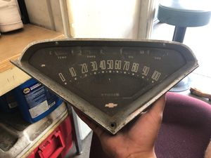1955-1959 Chevy truck speedometer for Sale in Colton, CA