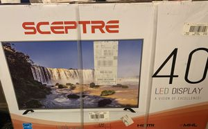 Sceptre 40 inch TV for Sale in Temple Hills, MD