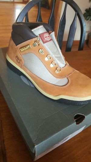 Timberland field boots size 7.5M Brand New for Sale in Rice, VA