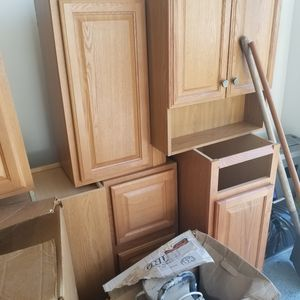 Assorted kitchen cabinets for Sale in Rosedale, MD