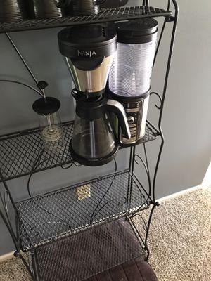 Ninja coffee maker for Sale in Maryland Heights, MO