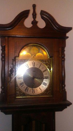 Antique Emporer Grandfather clock for Sale in Anderson, SC