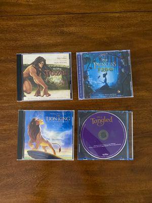 Disney soundtrack CDs for Sale in FL, US