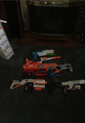 All nerf guns for $35 for Sale in East Providence, RI