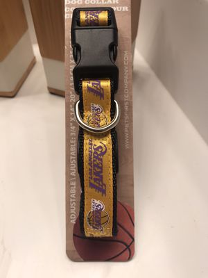 Lakers dog collar for Sale in Temple City, CA