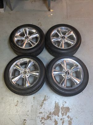 2008 Ford Mustang GT Wheels set of 4 for Sale in Ephrata, PA