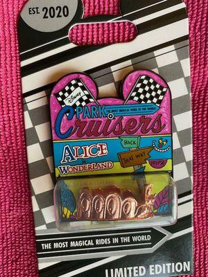 Disney Alice in Wonderland Park Cruisers Pin for Sale in San Pedro, CA