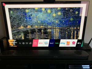LG OLED55BXPUA 55 inch OLED BX 2020 Model 4K TV for Sale in Orlando, FL