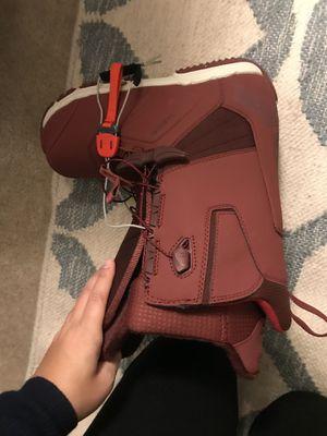 Burton Ruler Snowboard Boots Men's 8 for Sale in Alexandria, VA